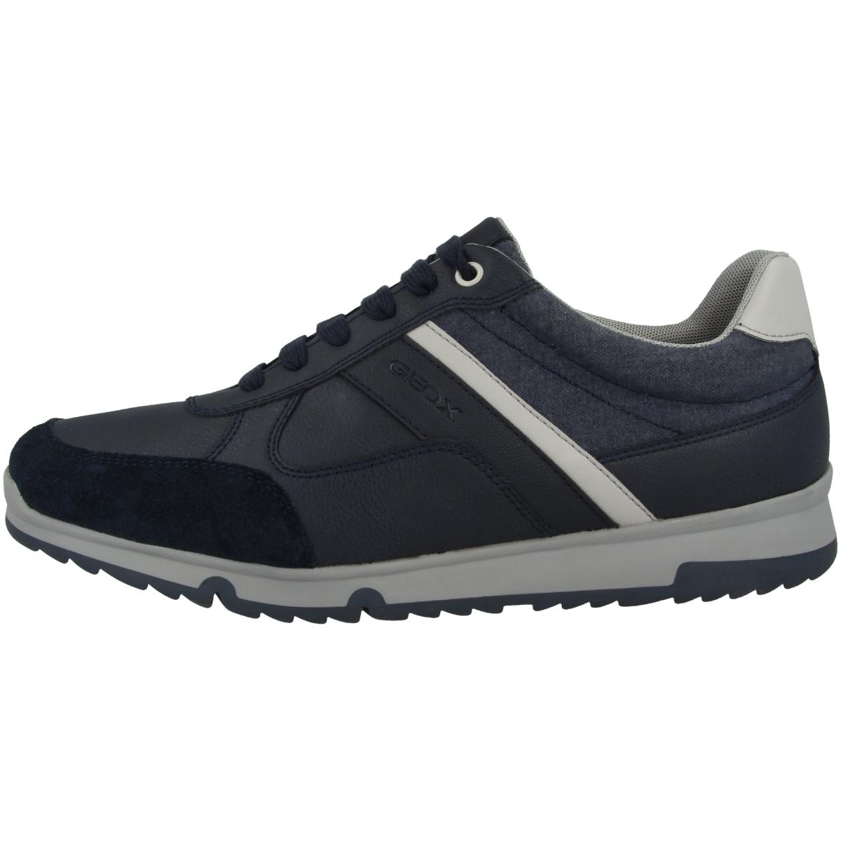 Geox U Wilmer A Chaussures Men Hommes Sneaker Chaussures Basses Chaussure Lacée U 023 XA 0 menbc