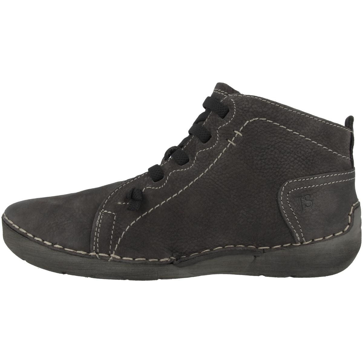 Josef Seibel Fergey 86 Schuhe Women Mid Cut Schnürschuhe Halbschuhe 59686-MI869