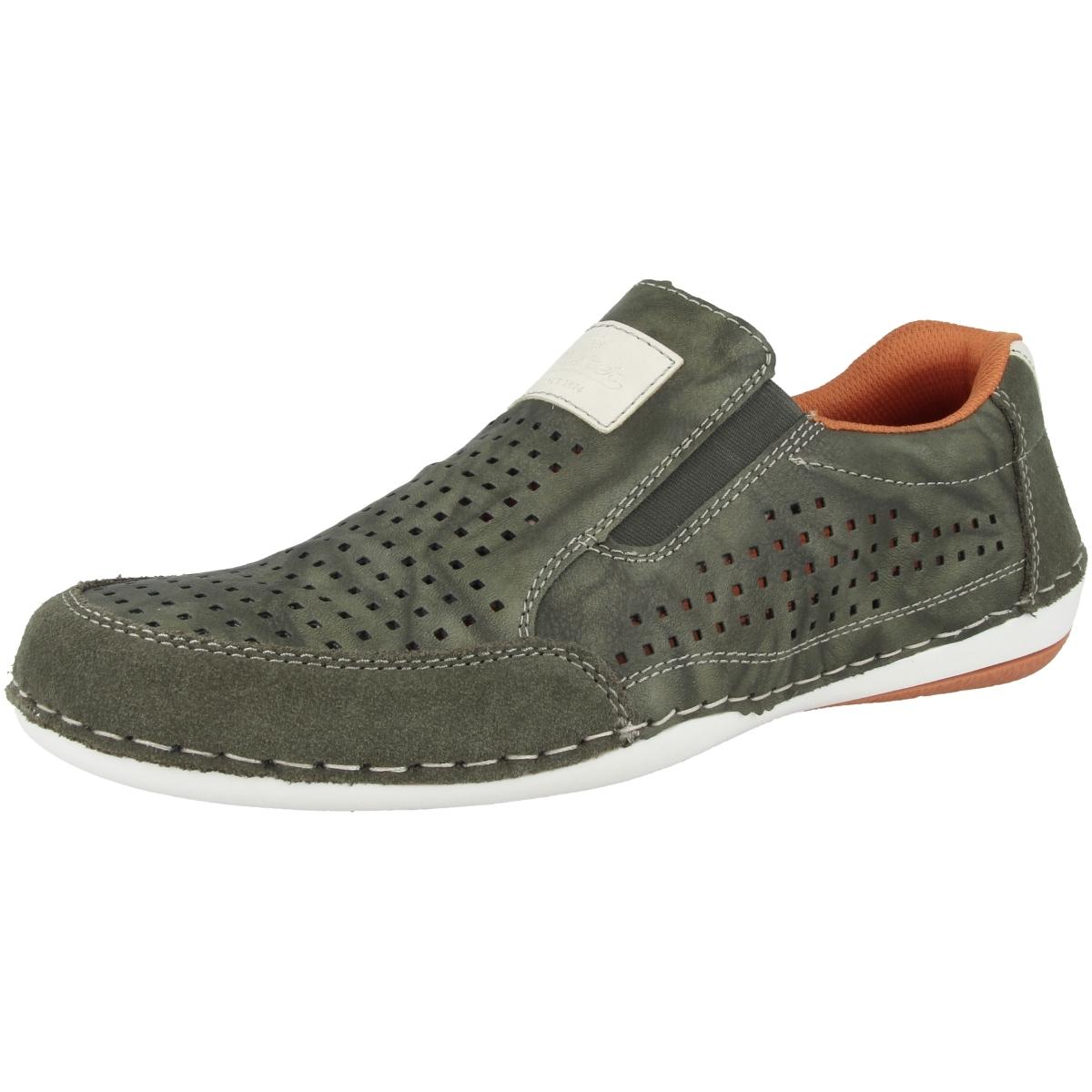 Rieker B9266 56 Schuhe Herren Antistress Freizeit Sneaker MAmam