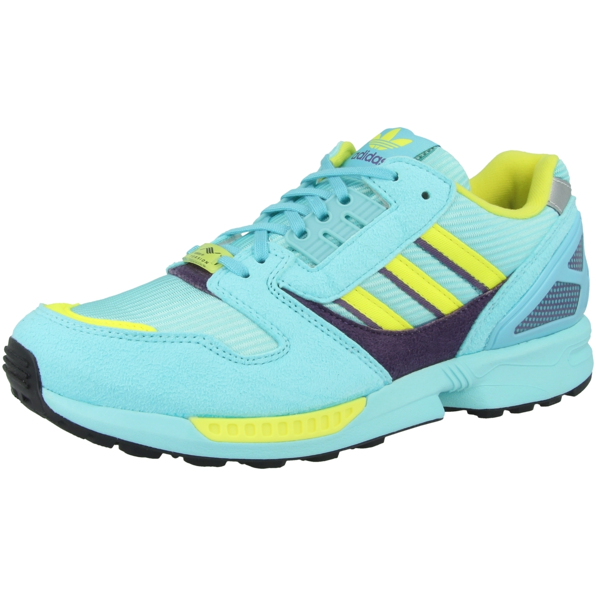 Adidas ZX 8000 Schuhe Originals Freizeit Sneaker Turnschuhe clear aqua EG8784