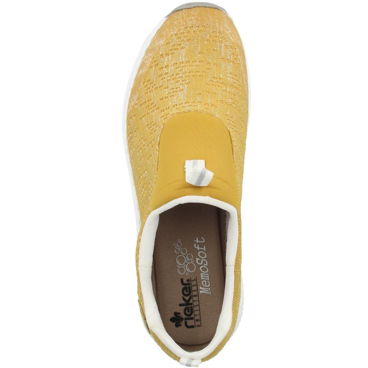 Rieker N5595 Damen Schuhe Slipper Halbschuhe, | real