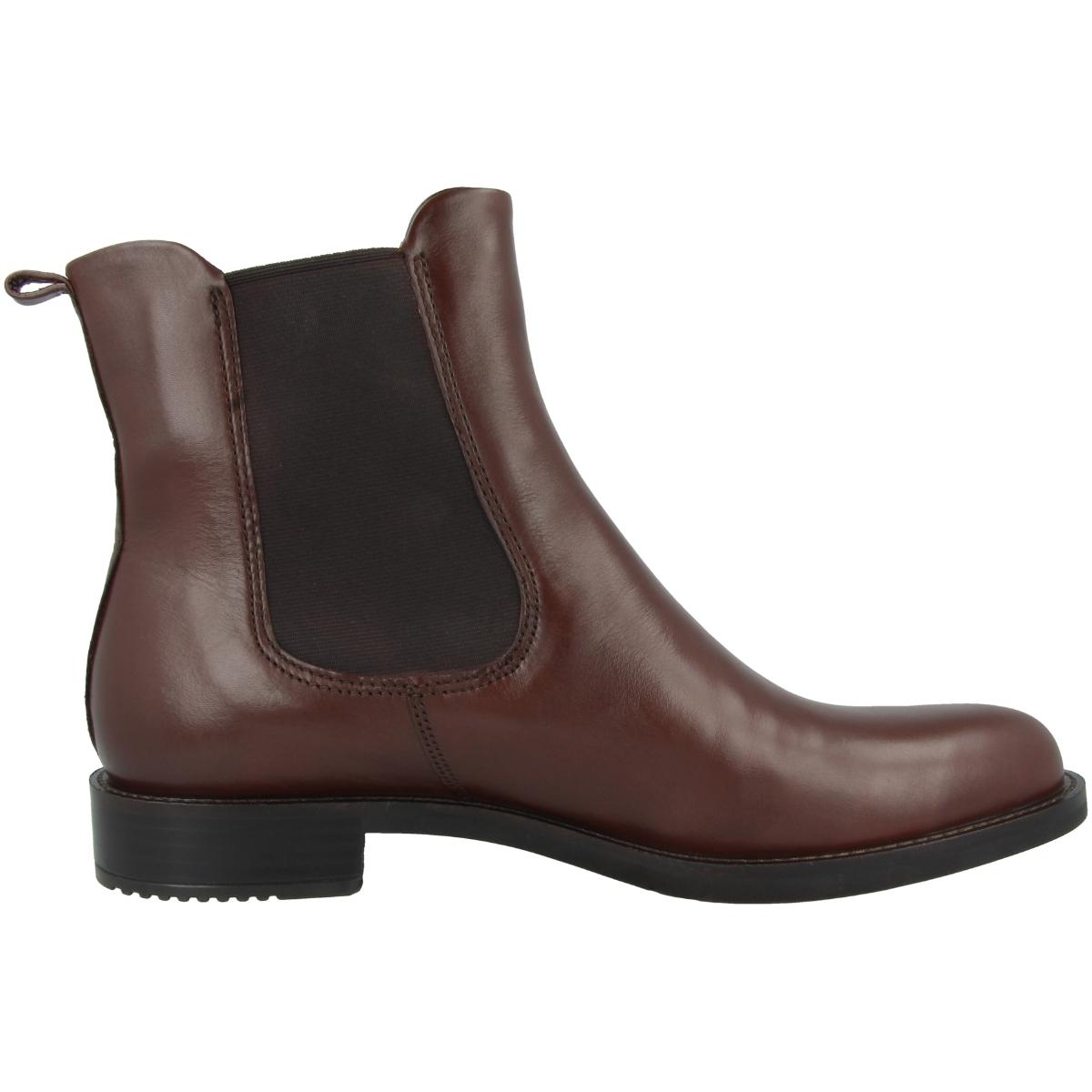 Details zu Ecco Sartorelle 25 Schuhe Women Damen Stiefeletten Chelsea Boots 266503 01014