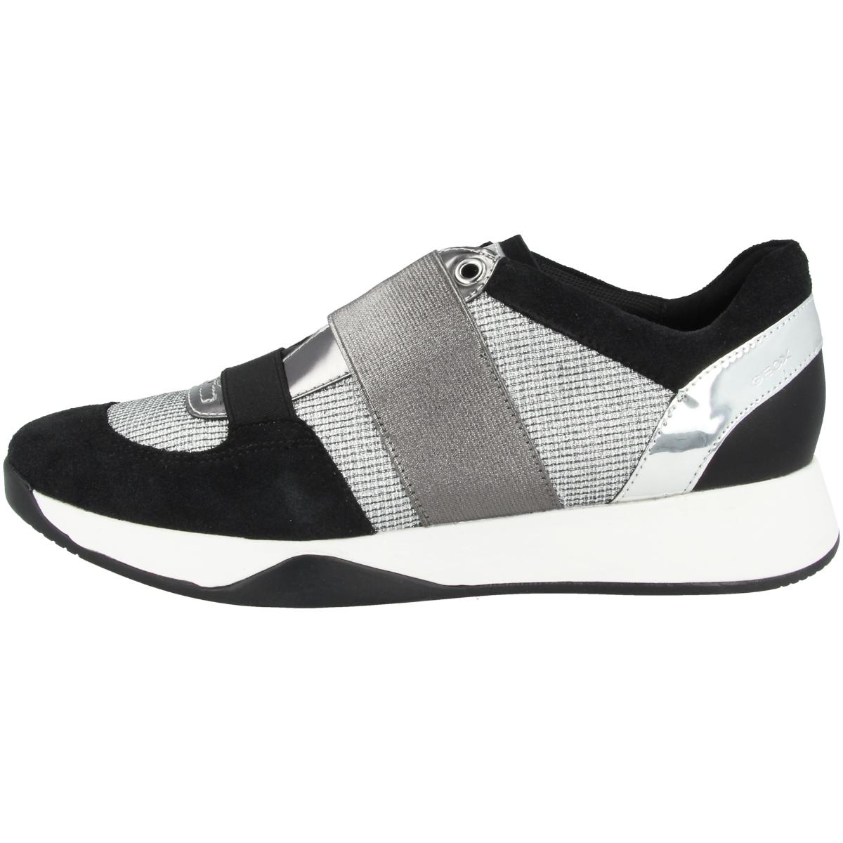 Geox D Suzzie D Chaussures Women Sneaker Femmes Loisirs Chaussures Basses d94frd0as22c0060