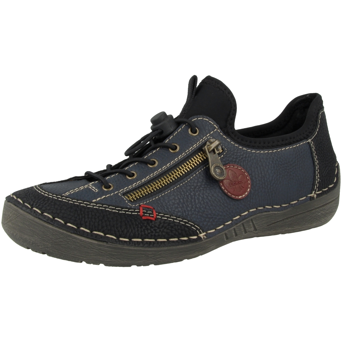 Rieker Women Damen Antistress Sneaker Women Freizeit Hiking Halbschuhe 52563