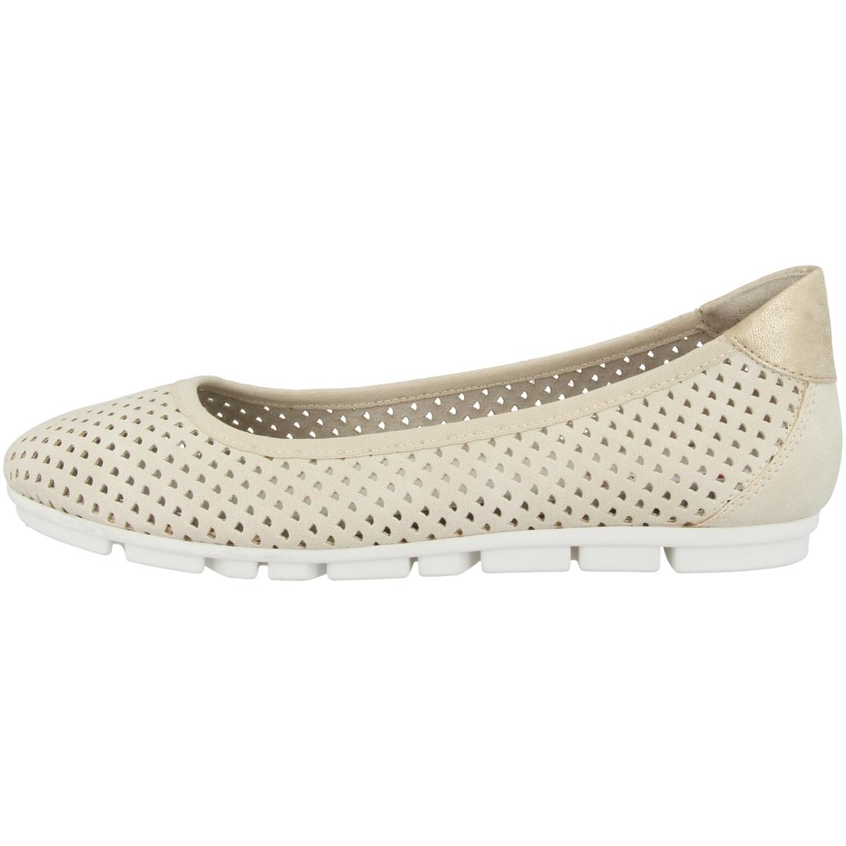 Details zu s.Oliver 5 22100 24 400 Schuhe Damen Ballerinas Freizeit Halbschuhe Slipper
