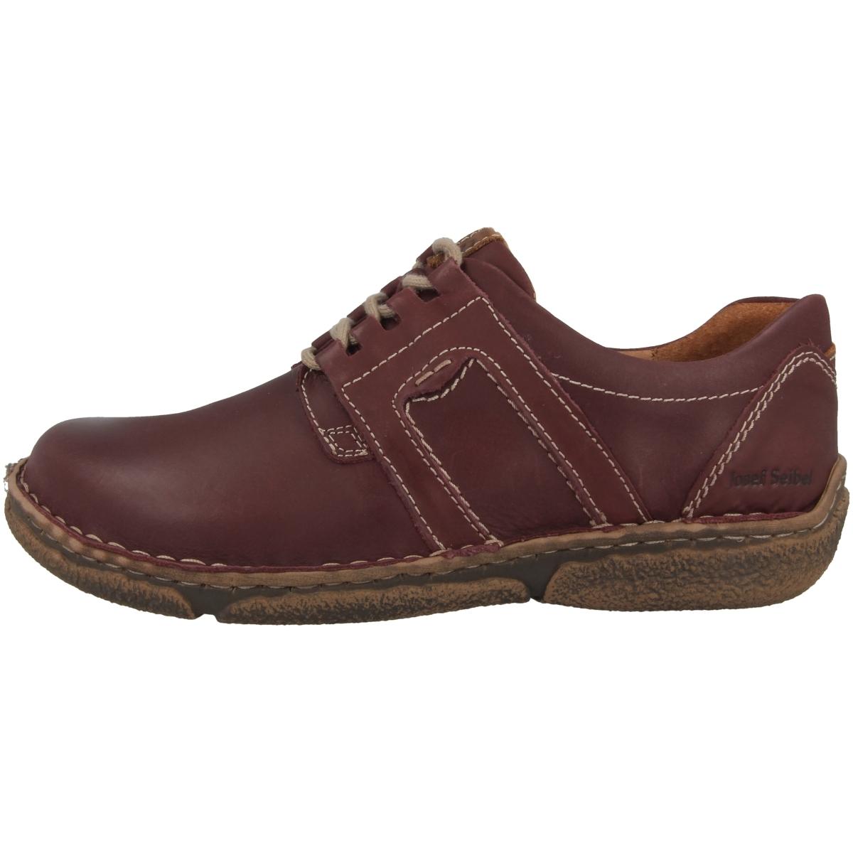 Josef Seibel Neele 44 Schuhe Damen Freizeit Halbschuhe Sneaker 85144-950-471