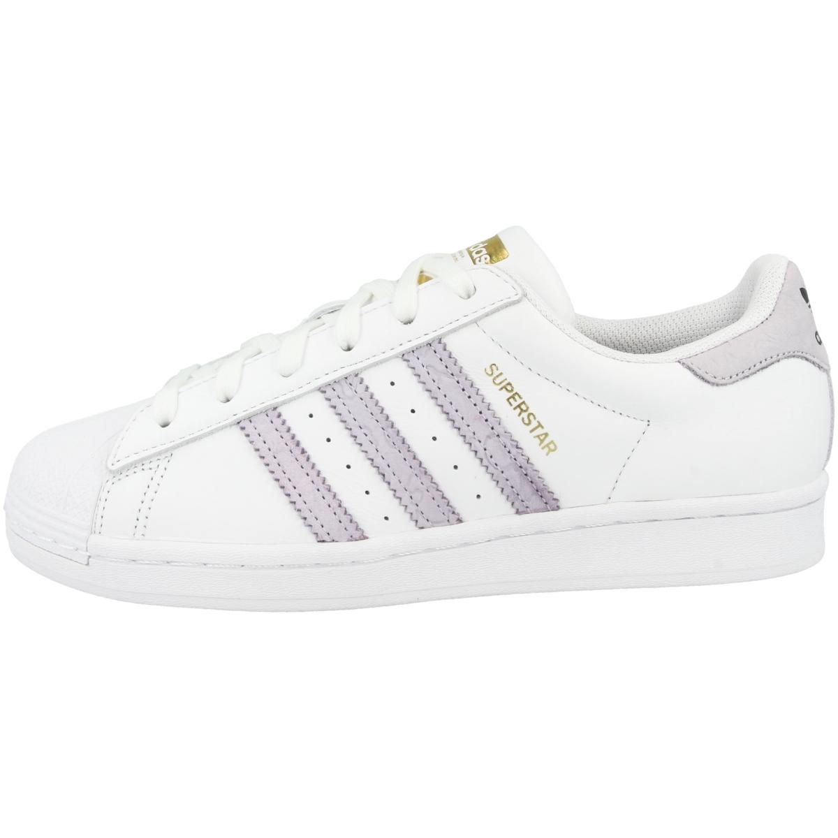 Adidas-Superstar-cortos-senora-Originals-ocio-zapatos-zapatillas-clasico miniatura 2